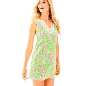 Lilly Pulitzer Harper Dress in Chimply Chic ☀️🌴